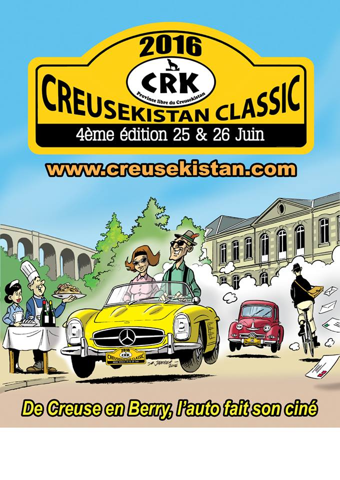 Affiche CRK 2016