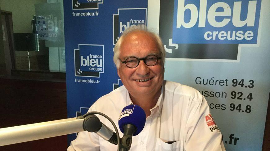 André Génin, co-organisateur du Creusekistan Classic, sur France Bleu Creuse