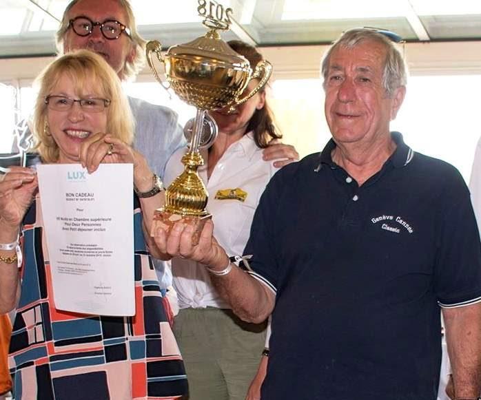 Equipage vainqueur du Creusekistan Classic 2018