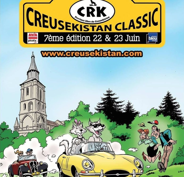 Affiche Creusekistan Classic 2019